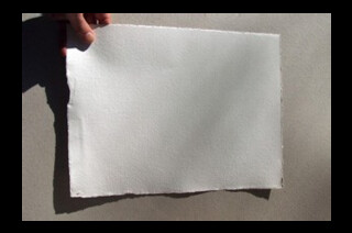 "Khadi smooth 120gsm full sheet Imperial 22""x30"", 56cm x 76cm"