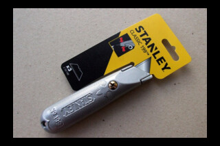 """Stanley 199 """"Classic"""" trapezoidal blade knife"""