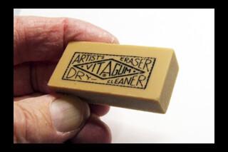 Artist's eraser ~ dry cleaner ~ VitaGum