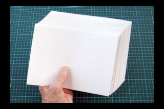 A6 sheets ~ pack of 16