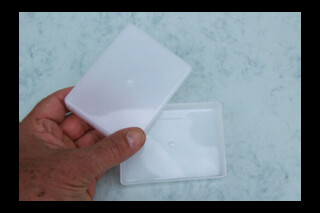 Weston storage box ~ playing card size