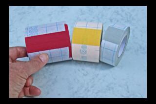 5cm x22 cm Neschen Filmoplast-T sticky rayon tapes