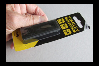 Stanley 25mm Fatmax snapoff blades