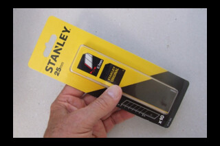 25mm snapoff blades