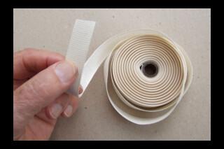 Linen bookbinding tape ~ 10mm