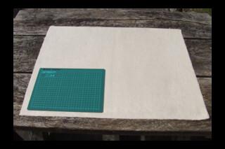 Sheets and cut sheets of Hatakami paper