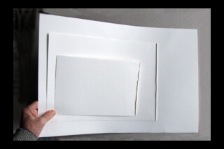 Bockingford artists' watercolour paper ~ 300gsm ~ cut or full sheets