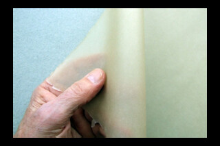 Translucent flax paper ~ 35gsm ~ Morgan ~ Quarter sheet and up